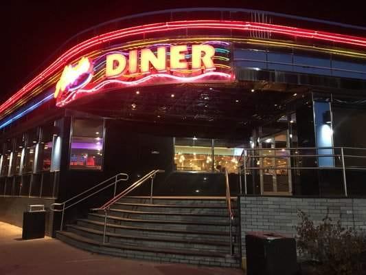 Alexis Diner in Newburgh.