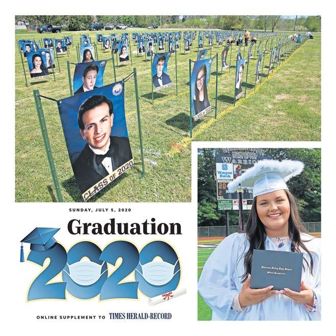 Graduation 2020 supplement online tease.