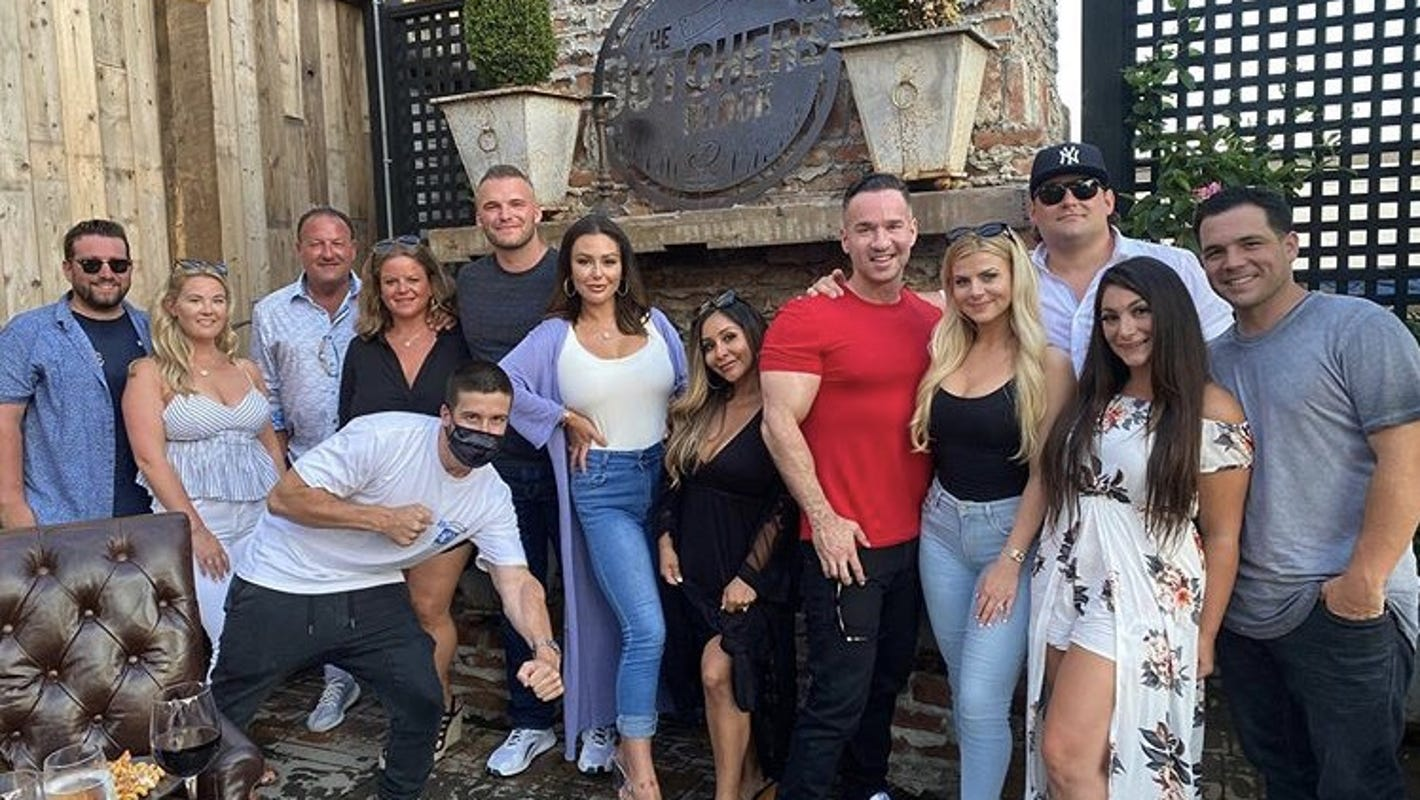 Jersey Shore cast in Long Branch for Situation's birthday, roomies give another speech