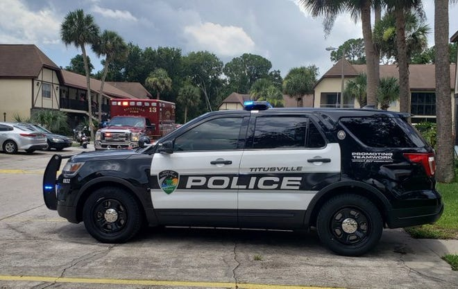 Titusville police responded to a shooting at Sir Hamilton Circle on Monday, July 6.