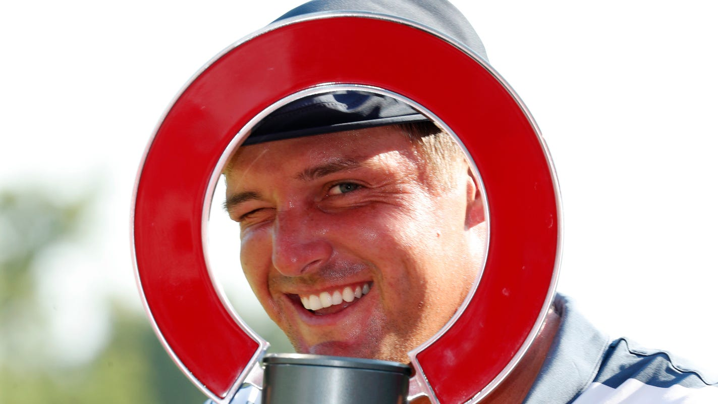 Bryson DeChambeau, Bubba Watson to headline 2021 Rocket Mortgage Classic field