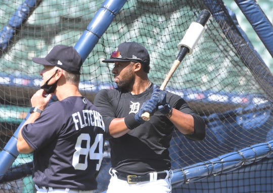 Christin Stewart and the Detroit Tigers learned their 2020 schedule on Monday.