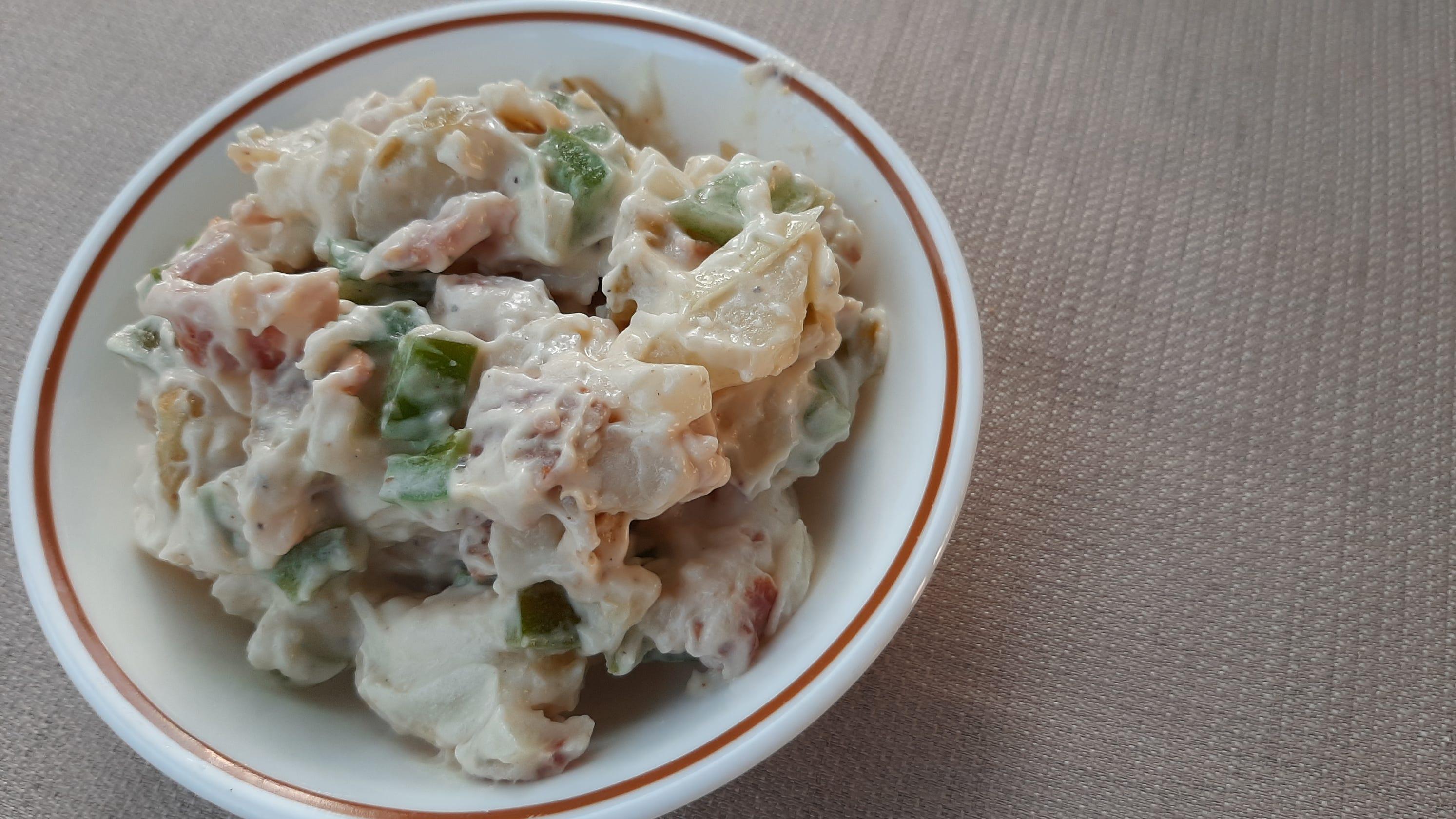 Classic Potato Salad Recipe Miracle Whip