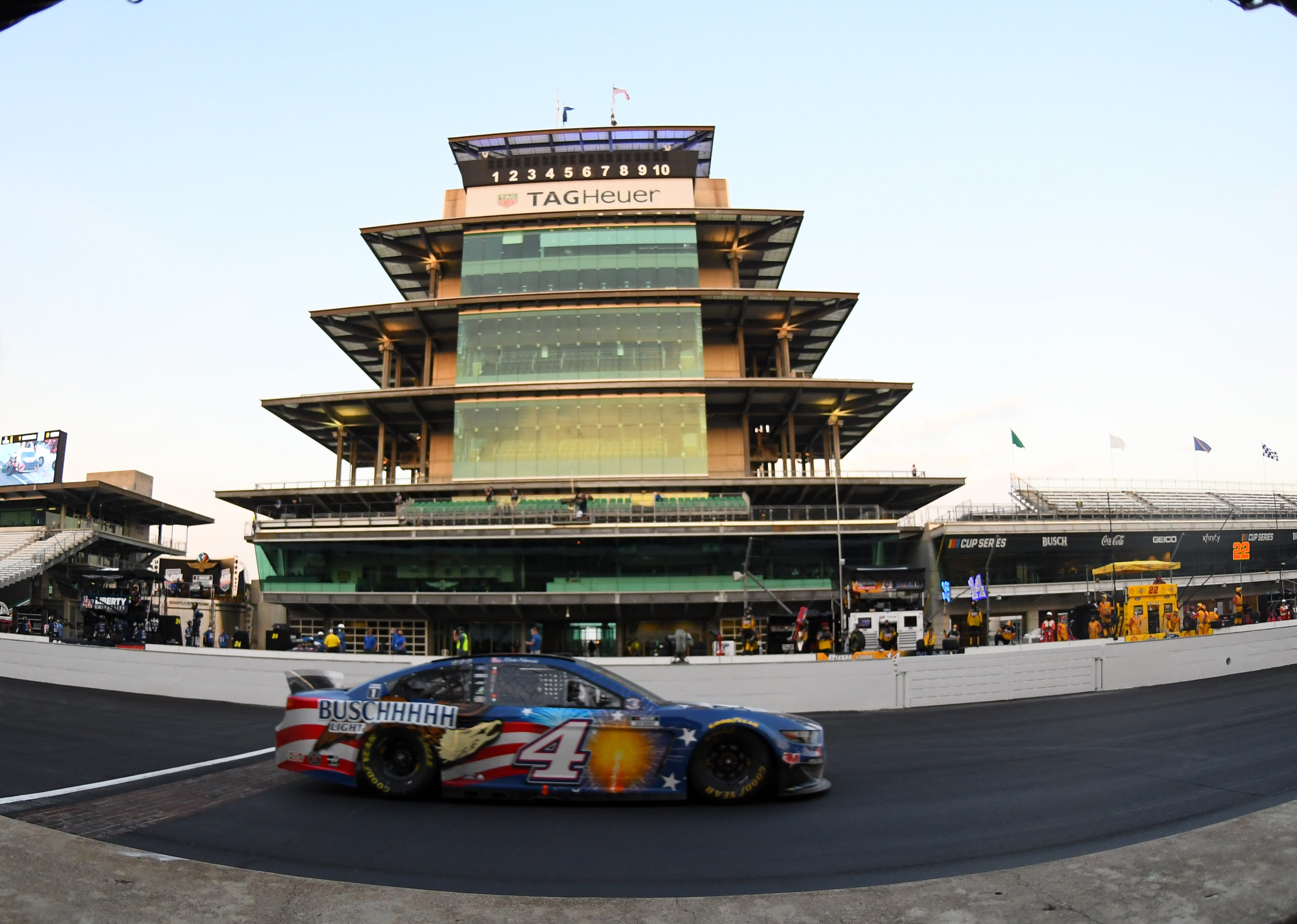 Insider - NASCAR will run Cup on IMS road course in 2021