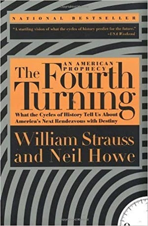 'The Fourth Turning' book