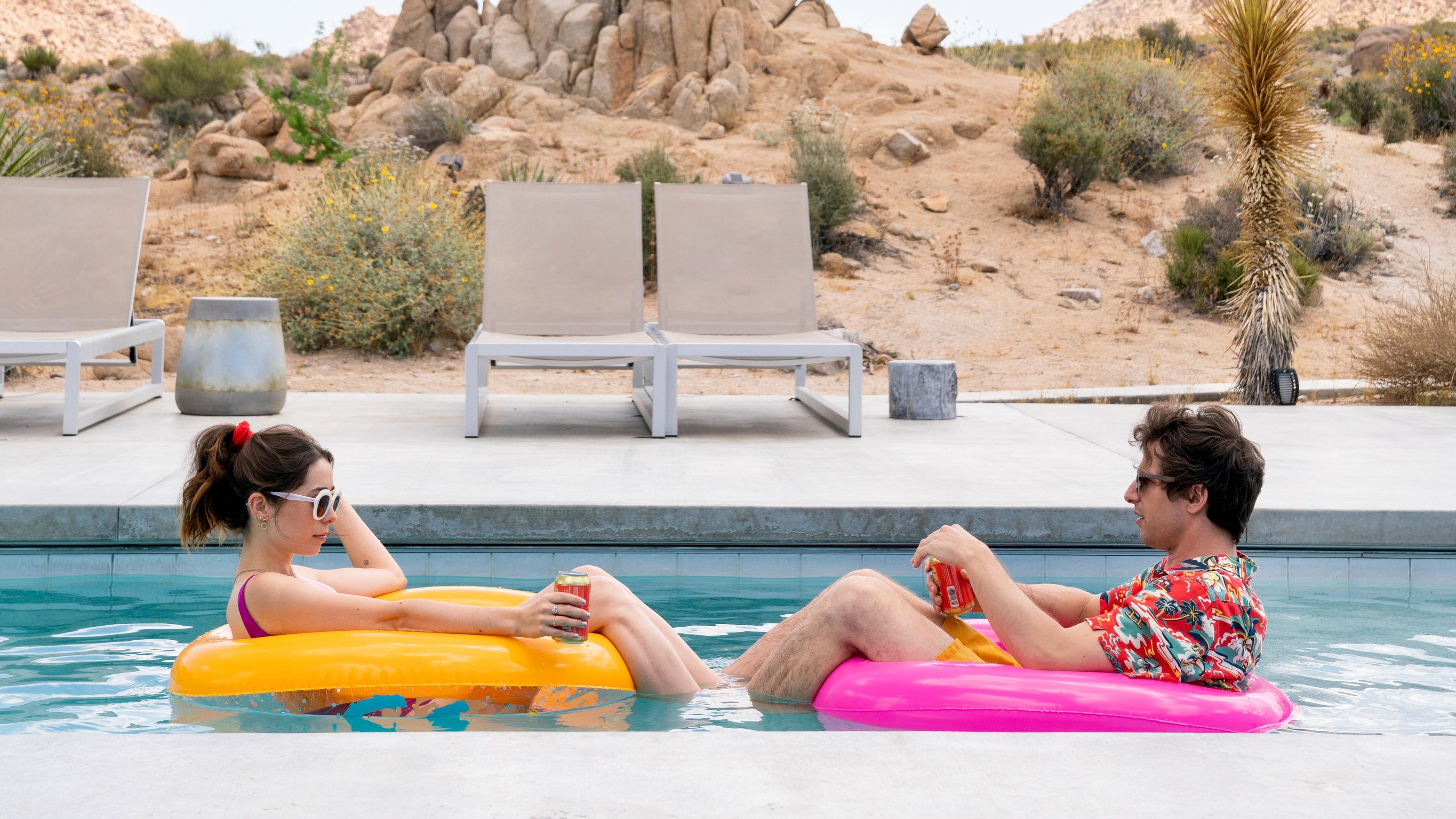 Palm Springs' review: Andy Samberg Hulu comedy great COVID-19 viewing