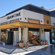 Francine, a new Mediterranean restaurant, will open in Scottsdale Fashion Square on August 14, 2020.