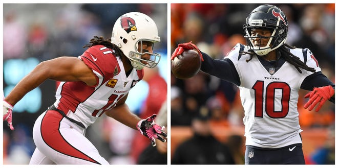 Larry Fitzgerald, DeAndre Hopkins