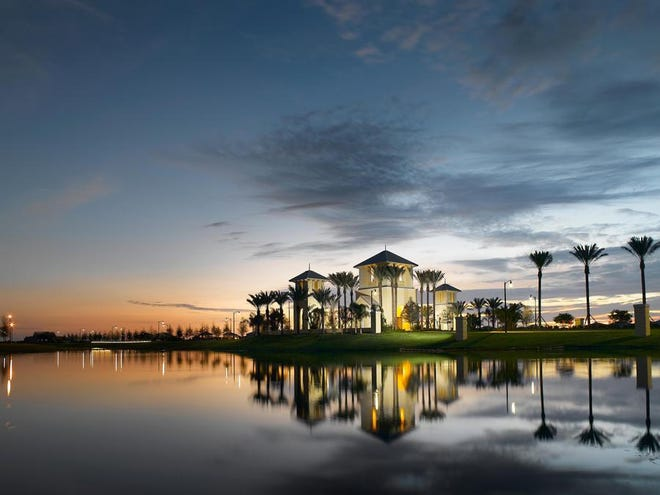 A new community offers privacy, luxury and activity for the 55+ age group.