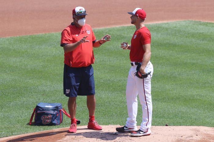 Nationals, Astros cancel workouts as COVID-19 testing failures affect at least four MLB teams