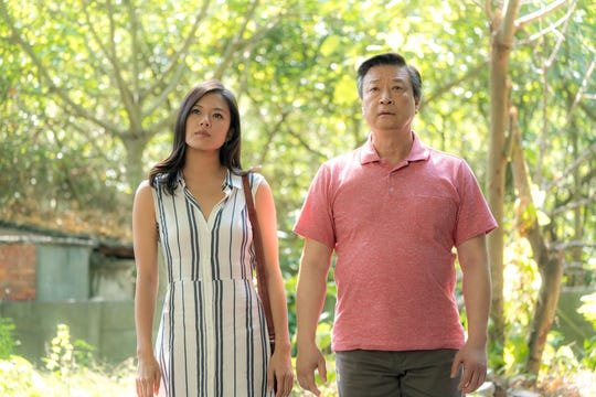 """8. """"Tigertail"""": A stoic Taiwanese man (Tzi Ma) struggles to connect with his workaholic daughter (Christine Ko) while revisiting his fateful decision years earlier to leave love behind and travel to America in Alan Yang's decades-spanning family drama."""