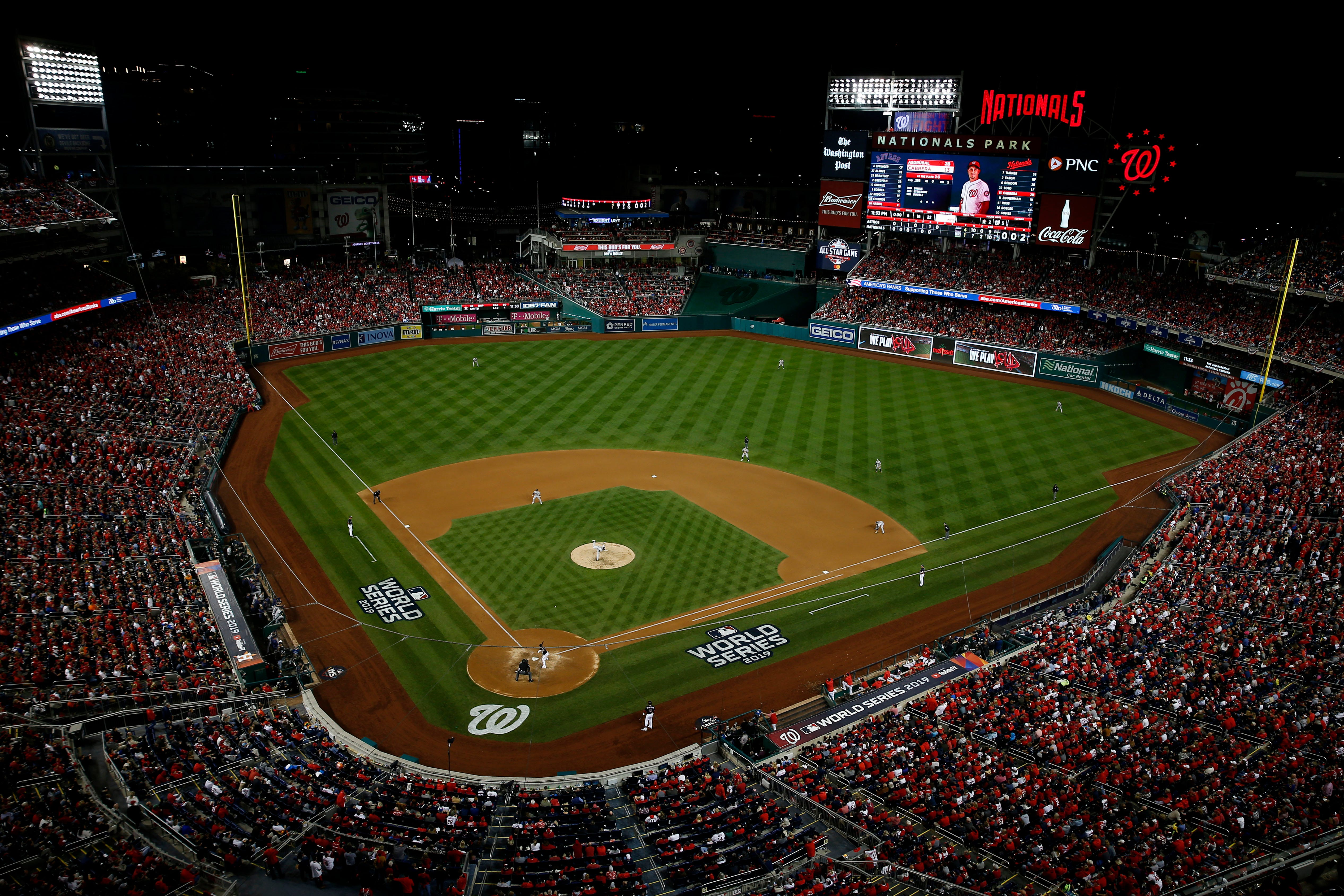 Yankees-Nationals, Giants-Dodgers to open coronavirus-abbreviated 2020 MLB season