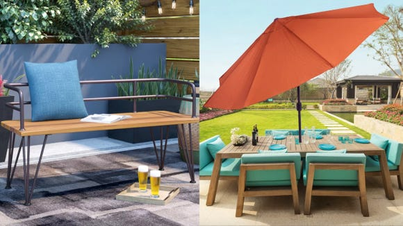 Make your outdoor oasis a reality.