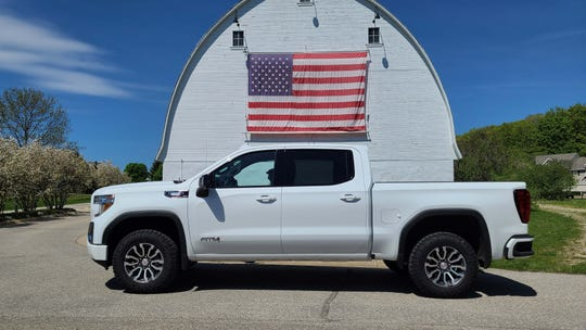 The 2020 GMC Sierra AT4 is made in America. In Fort Wayne, Indiana to be exact.