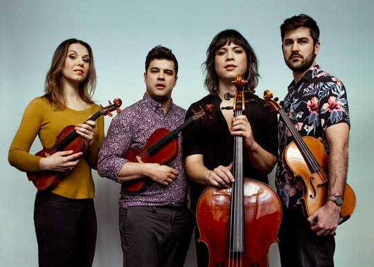 A live-streamed concert from the Attacca Quartet is set for July 25.