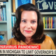 """Michigan Gov. Gretchen Whitmer appears on CNN's """"New Day"""" on Tuesday, July 7, 2020."""