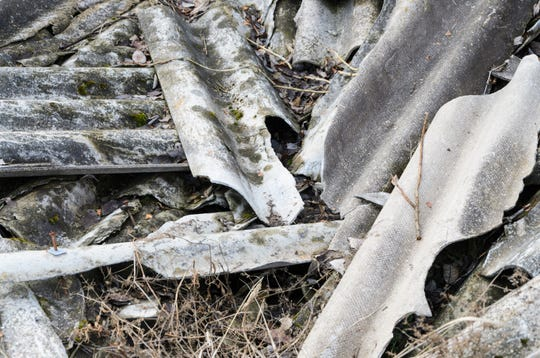 Asbestos can be found in a wide array of residential applications from the 1960s and earlier, including flooring, pipe insulation and roofing. Asbestos is most dangerous when the materials are broken up.