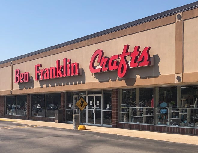 Ben Franklin Crafts in Oconomowoc will close its doors Oct. 3. The store opened in 1973.