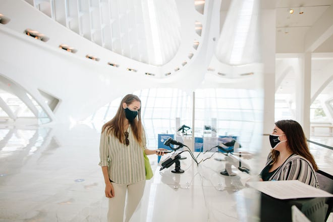 The Milwaukee Art Museum is one of 385 nonprofit cultural organizations in Wisconsin that will receive pandemic relief grants from the state.