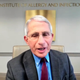 Dr. Anthony Fauci, the director of the National Institute of Allergy and Infectious Diseases, speaks during a Facebook event with U.S. Sen. Doug Jones on July 7, 2020.