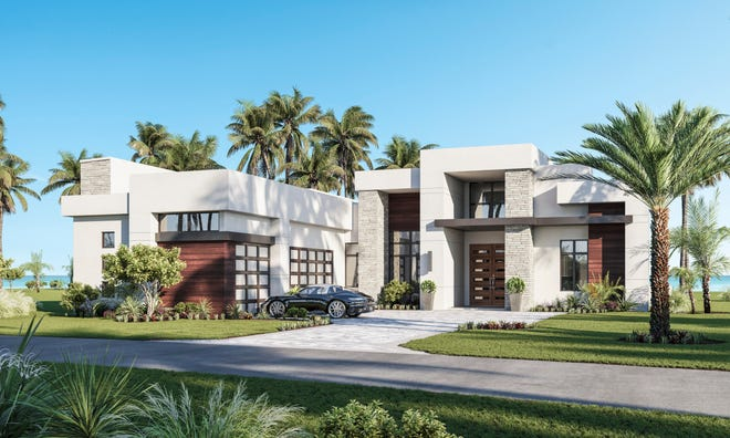 Seagate Development Group announced that construction of its furnished Burrata model in the Ancona neighborhood at Miromar Lakes Beach & Golf Club is progressing as planned.
