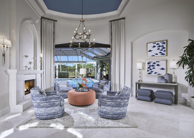 Vogue Interiors Completes Extensive Remodeling Project In Shadow Wood At The Brooks