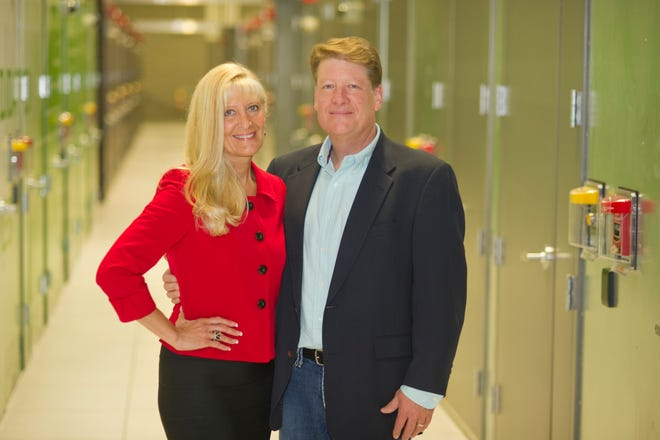 Mary and Ed Purkiss founded Iron Medical Systems, their Phoenix private medical cloud company, after Mary's breast cancer diagnosis in 2000. It was their way of relieving physicians of the technology burden so they could focus more time and energy on patient care.