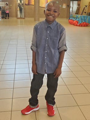 Molu Zarpeleh, 10, died in a suspected accidental drowning July 3 in Brookings. Zarpeleh was a student at Camelot Intermediate School.
