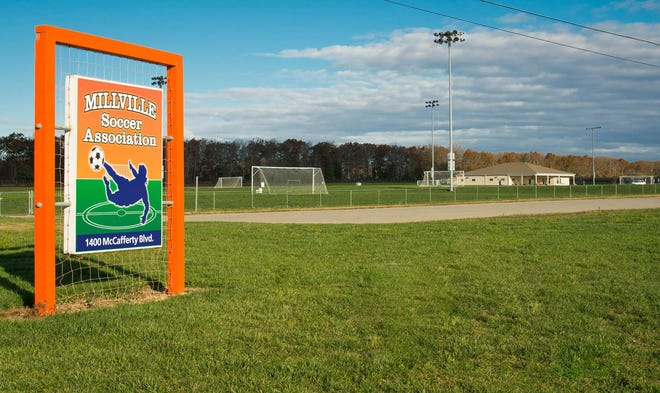 The Millville Soccer Association complex recently had a utility vehicle stolen from a shed and had three fields vandalized.