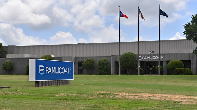 Pamlico Air, which has a plant in Wichita Falls, will become a part of the German-based Mann+Hummel company.