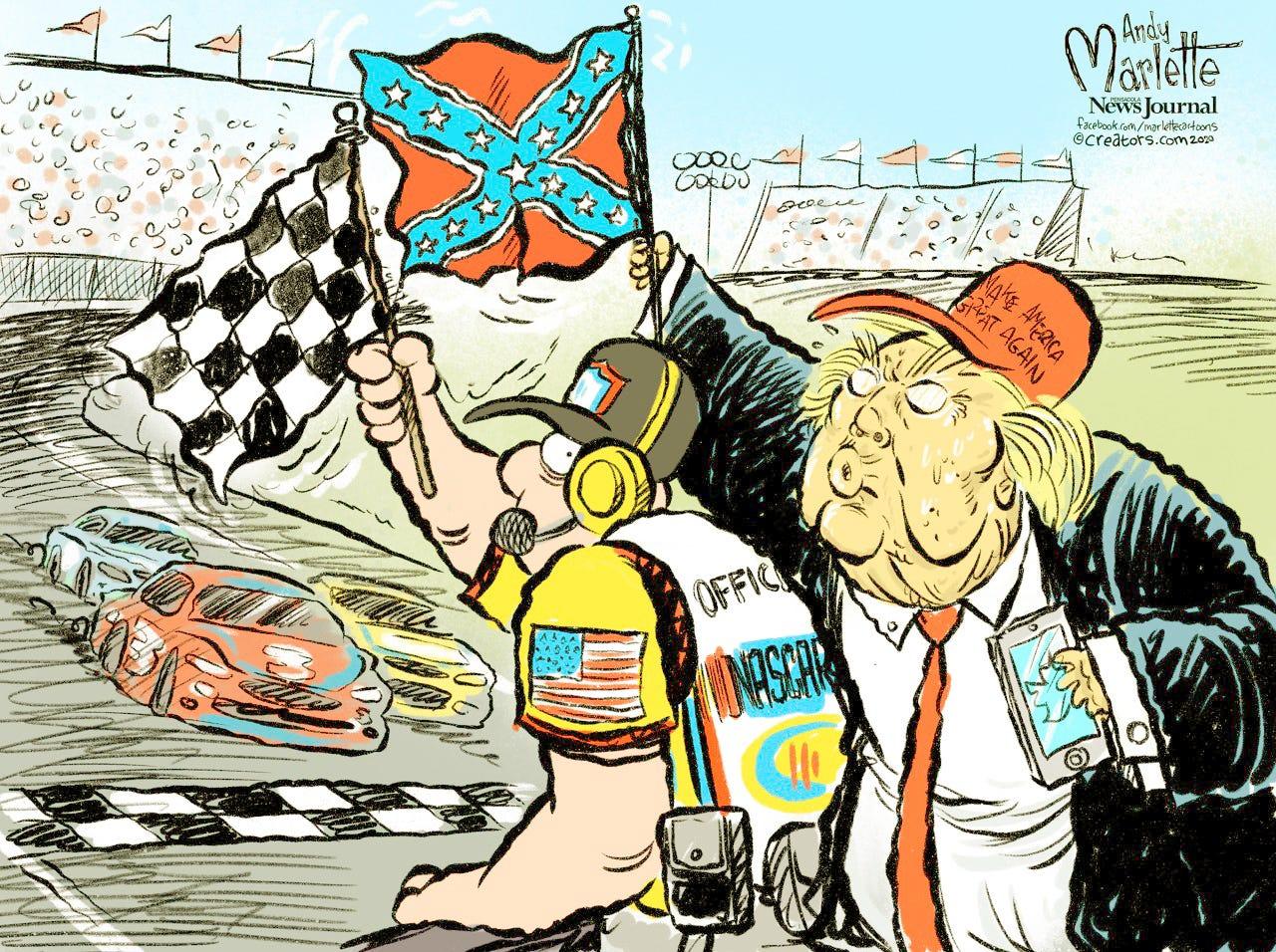 Andy Marlette editorial cartoon