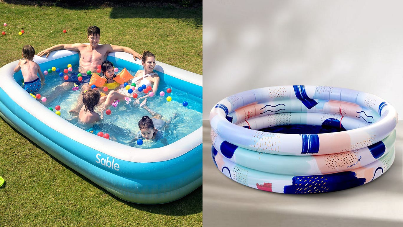 The Best Inflatable Pools You Can Still Buy Online Amazon Home Depot And More