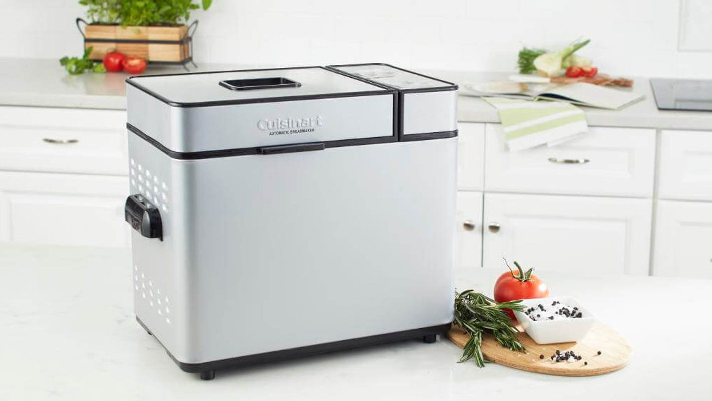 Cuisinart bread maker: Save on the brand's CBK110P1 machine at Kohl's