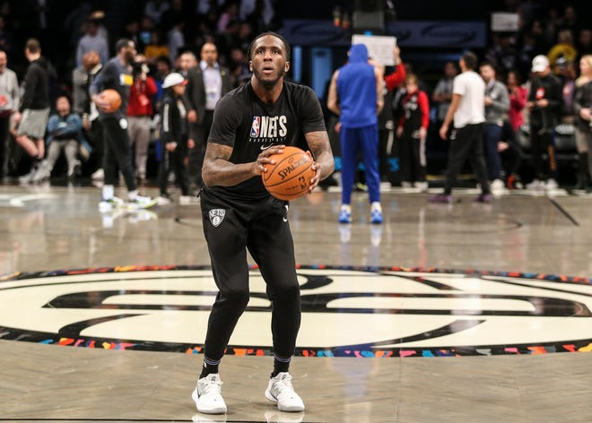 The Cavaliers acquired Brooklyn Nets forward Taurean Prince in a four-team deal on Wednesday. [USA TODAY Network]
