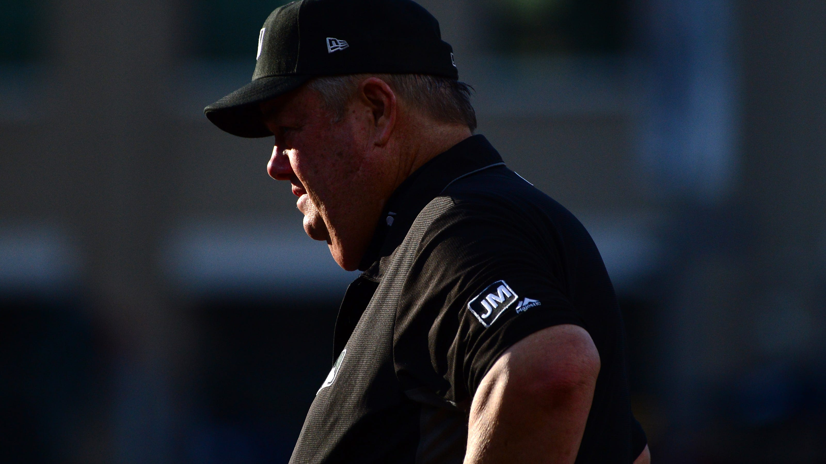 MLB umpire Joe West, 67, skeptical of coronavirus death count, won't opt out of season