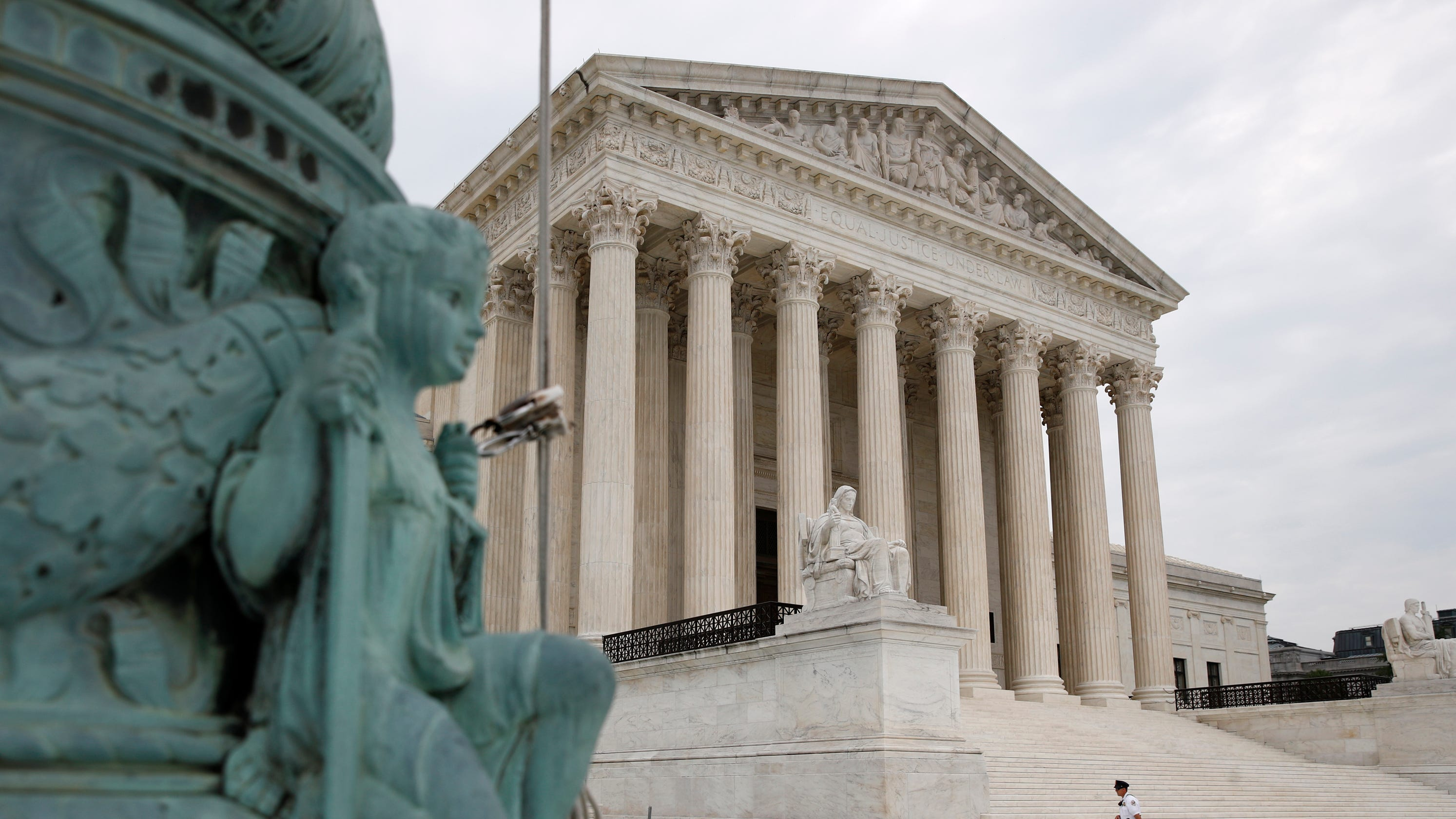 Trump and conservatives hijacked the Supreme Court. We're progressives ready to fight back.