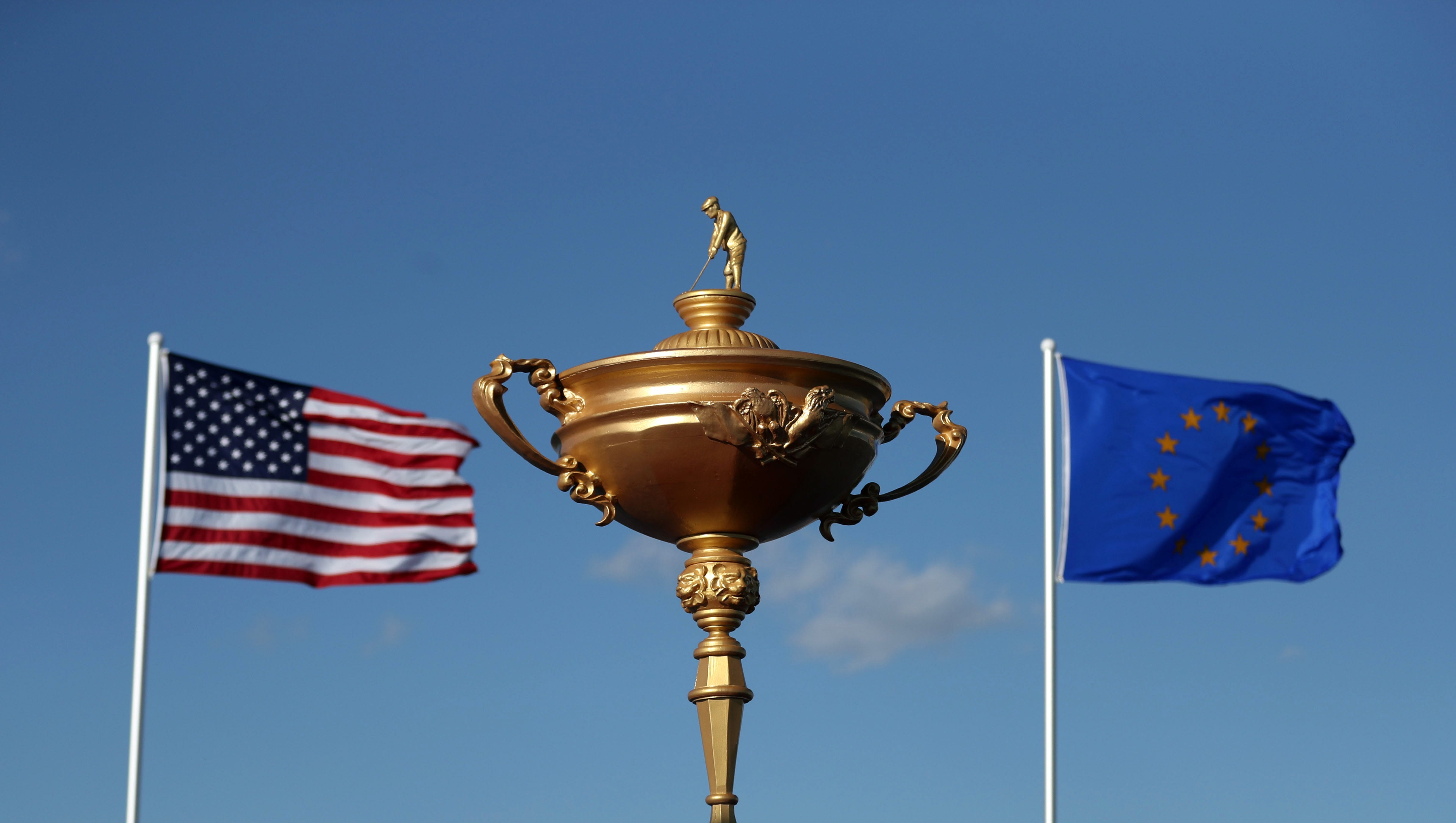Report: Golf's Ryder Cup to be postponed until 2021
