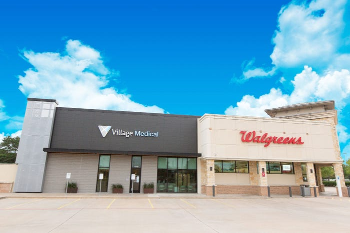 Walgreens to open 500 to 700 in-store clinics with primary care doctors in deal with VillageMD