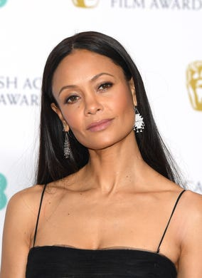 """In a July 2020 interview with Vulture, <a href=""""https://www.usatoday.com/story/entertainment/celebrities/2020/07/07/thandie-newton-says-amy-pascal-used-black-stereotypes-during-meeting/5389967002/"""">Thandie Newton&nbsp;recounted a meeting</a> she had with Amy Pascal, a film producer and former Sony Pictures Entertainment co-chairman where Pascal was &quot;basically reeling off these stereotypes of how to be more convincing as a Black character.&quot;&nbsp;USA TODAY reached out to Pascal's rep for comment at the time of the interview."""