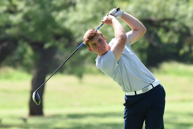 Abilene High's Jacob Wright will continue his golf career at Oklahoma City University in the fall.