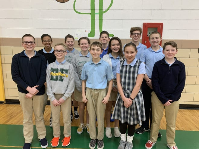 More than 10 students from Bishop Flaget scored superior at the local science fair in January. The students went on to compete in the district science fair in March which took place virtually. Later in May, some competed at the state level.