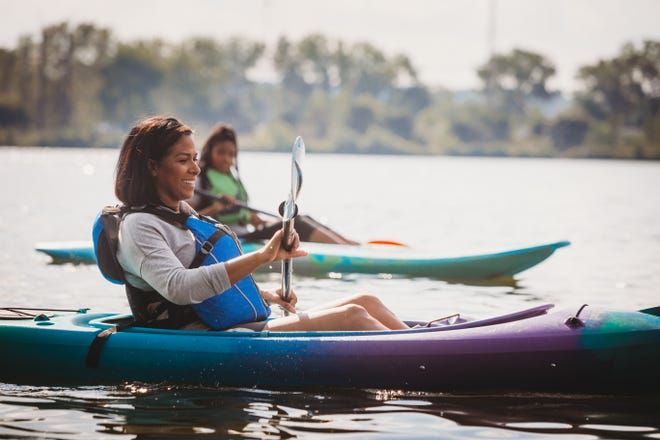Iowa offers numerous natural attractions to enjoy during the summer, whether you want to kayak, hike, swim, cycle or walk.