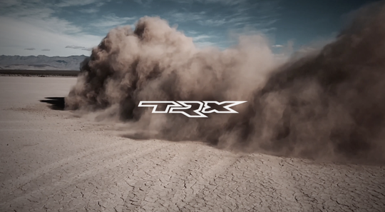 The Ram TRX will appeal to this group and take on the Ford Raptor.