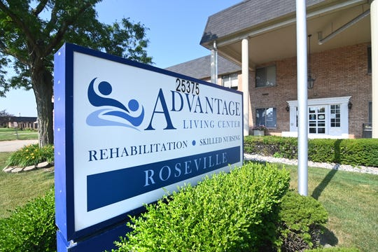 Advantage Living Center Roseville located at 25375 Kelly Road, Roseville, MI