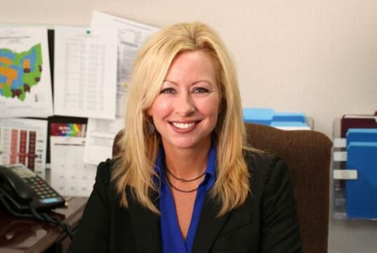 Beth Hannam, executive director of the Sandusky County Economic Development Corp.