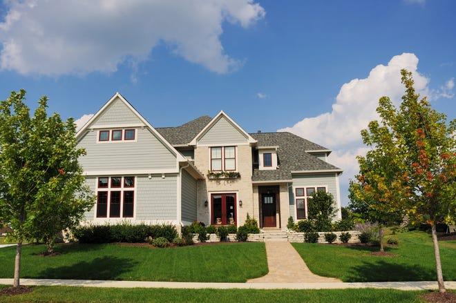 File photo of a single-family home.