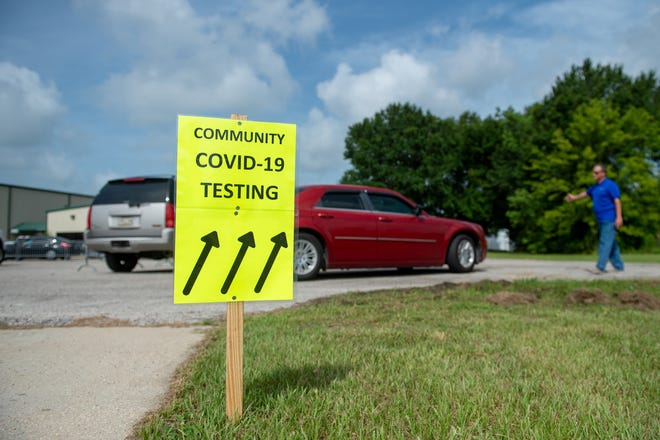 Free Covid-19 testing continues in Acadiana.