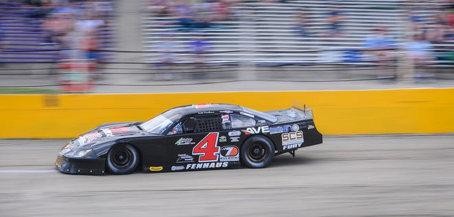 A third-place finish in the Slinger Nationals was among the 2020 highlights for Luke Fenhaus.