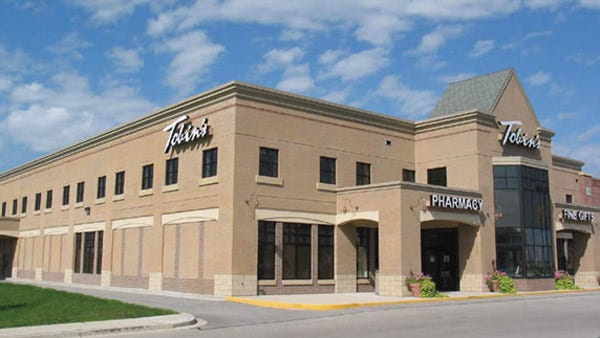 Thirst Church has bought the building that is currently occupied by Tobin's in Oconomowoc.