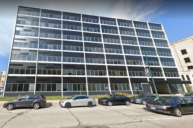 A remodeled office building that is part of the Allis Yards mixed-use project in West Allis has landed a tenant.